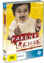 Parent Rescue on DVD