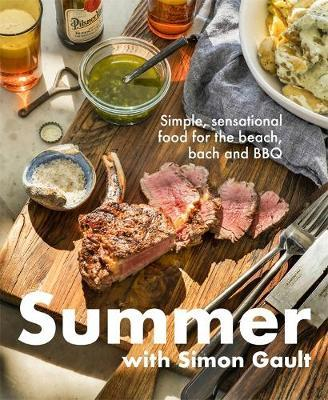 Summer with Simon Gault by Simon Gault image