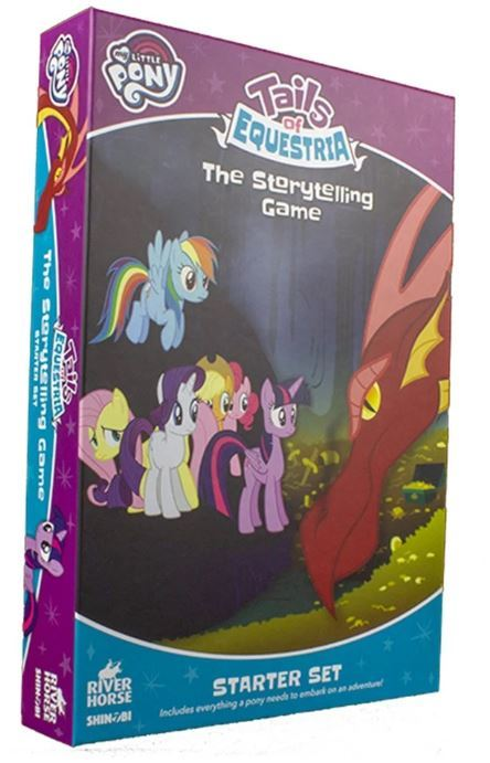 My Little Pony: Tails of Equestria The Storytelling Game Starter Set