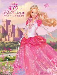 Barbie and the 12 Dancing Princesses image