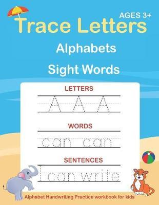 Trace Letters by Sujatha Lalgudi