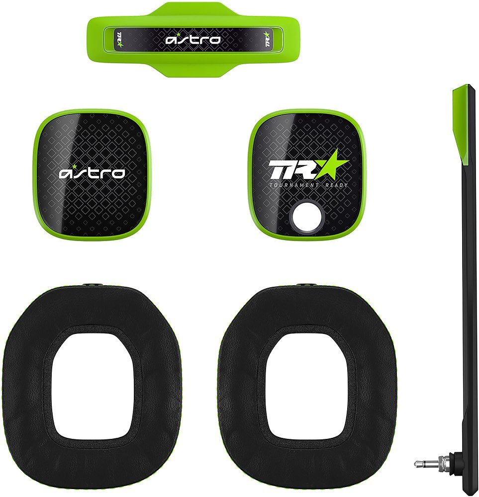 Astro A40 TR Mod Kit (Green) for Xbox One image
