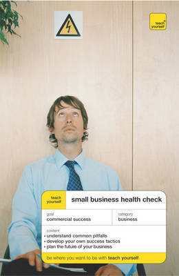 Teach Yourself Small Business Health Check by Anna Hipkiss image