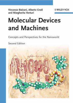 Molecular Devices and Machines by Vincenzo Balzani image
