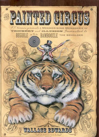 The Painted Circus by Wallace Edwards image
