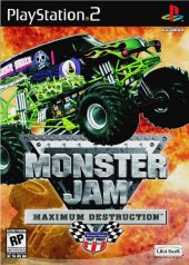Monster Jam: Maximum Destruction for PlayStation 2