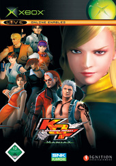 King of Fighters: Maximum Impact for Xbox