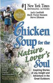 Chicken Soup for the Nature Lovers Soul by Jack Canfield image
