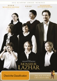 Monsieur Lazhar on DVD