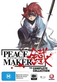 Peacemaker - Complete Collection (7 Disc Box Set) on DVD image