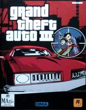 Grand Theft Auto III for PlayStation 2