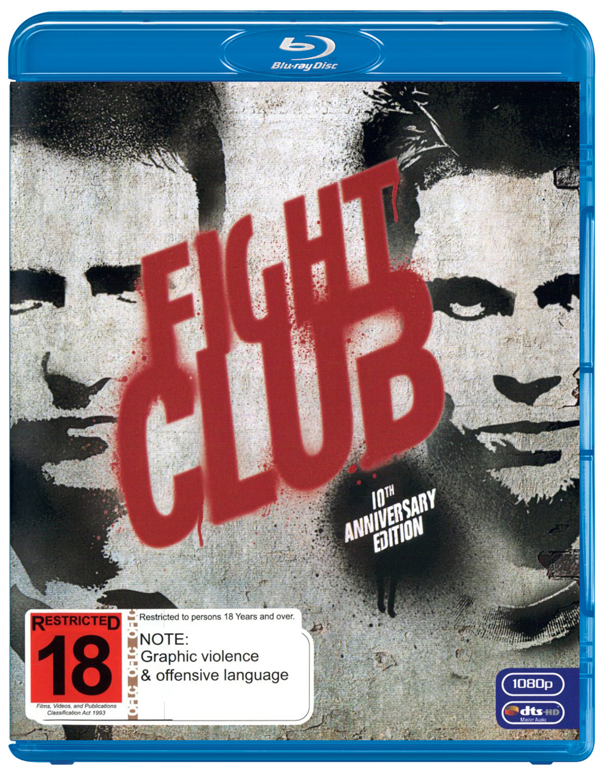 Fight Club - 10th Anniversary Edition on Blu-ray image