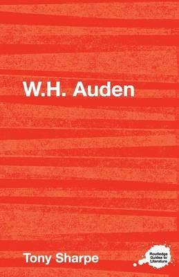 W.H. Auden by Tony Sharpe