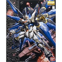 MG 1/100 Gundam Strike Freedom - Model Kit image