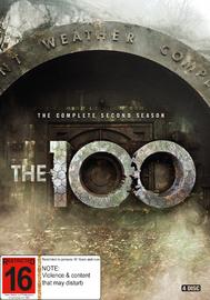 The 100: Season 2 on DVD