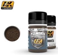 AK Asphalt Road Dirt Pigment