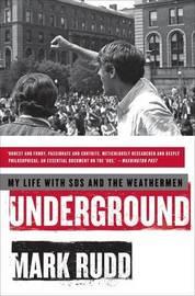 Underground by Mark Rudd image