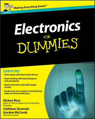 Electronics For Dummies by Dickon Ross image