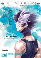Argentosoma - Vol.1: Another Reality + Series Box on DVD