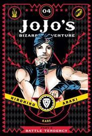 JoJo's Bizarre Adventure: Part 2--Battle Tendency, Vol. 4 by Hirohiko Araki