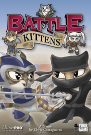 Battle Kittens - Card Game