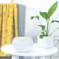 Crane Ultrasonic Personal Humidifier and Diffuser - White image