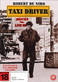 Taxi Driver on DVD