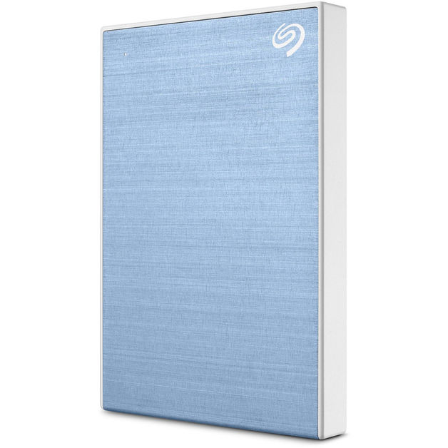 1TB Seagate Backup Plus Slim - Blue