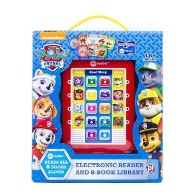 Paw Patrol – 8-Book Library and Me Reader jr. Electronic Reader