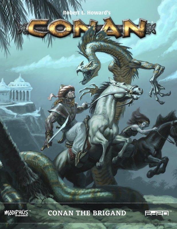 Conan: Conan the Brigand
