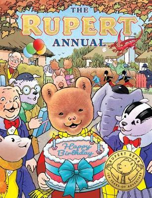 The Rupert Annual 2021 by Egmont Publishing UK