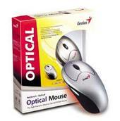 Genius NETSCROLL OPTICAL MOUSE USB + PS/2