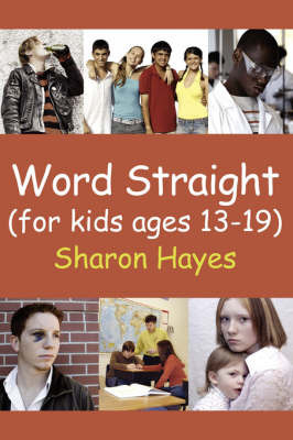 Word Straight by Sharon Hayes