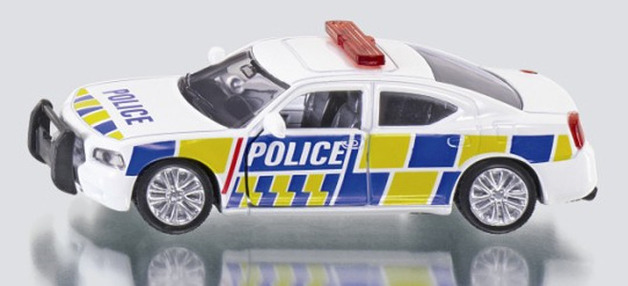 Siku NZ Police Car 1:87