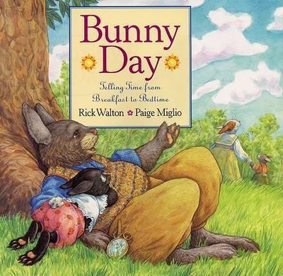 Bunny Day by Rick Walton