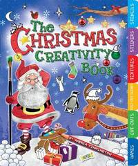 The Christmas Creativity Book by Andrea Pinnington