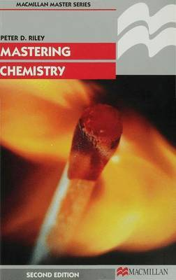 Mastering Chemistry by Peter Riley