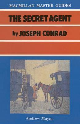 The Secret Agent by Joseph Conrad by Andrew Mayne image