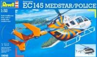 Revell: 1/32 EC145 Medstar/Police - Model Kit