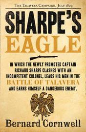 Sharpe's Eagle by Bernard Cornwell image