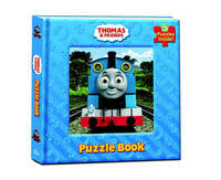 Thomas & Friends Puzzle Book by W. Awdry