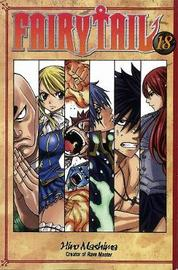 Fairy Tail 18 by Hiro Mashima