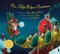 The Night Before Christmas (Book + CD) by Clement C. Moore