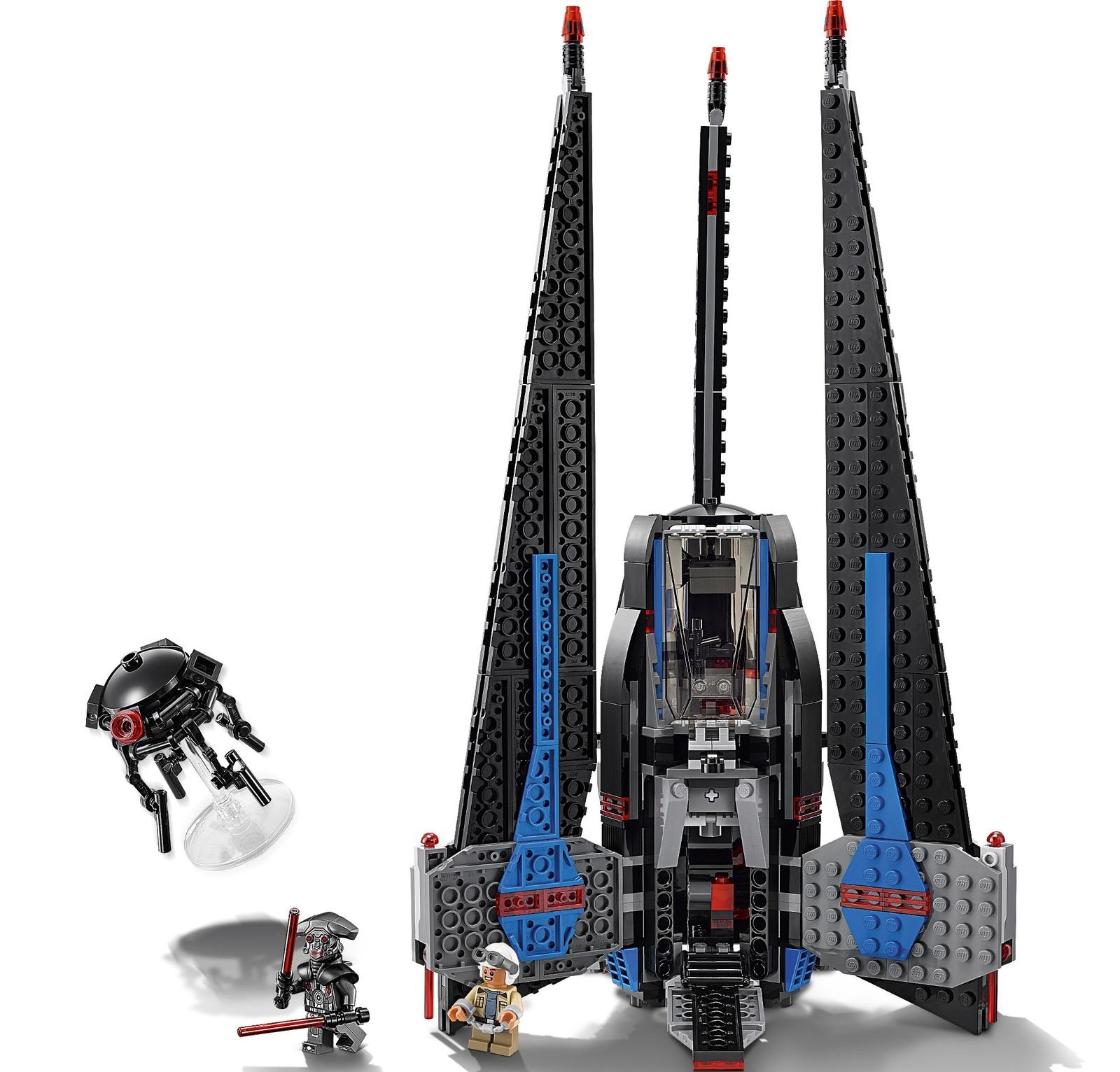 LEGO Star Wars - Tracker I (75185) image