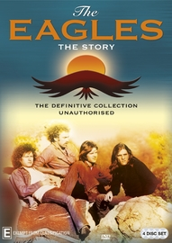 The Eagles: The Story - The Definitive Collection on DVD
