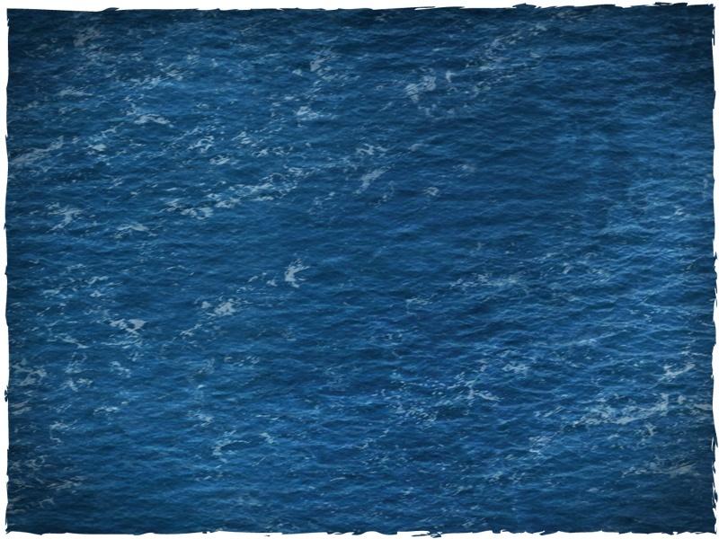 DeepCut Studio Waterworld PVC Mat (4x4) image