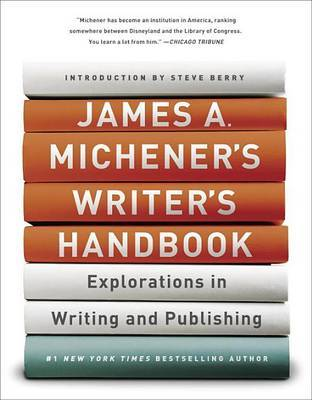 James A. Michener's Writer's Handbook by James A Michener image