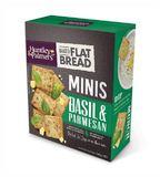 Huntley & Palmers Flat Bread Minis - Basil & Parmesan (140g)