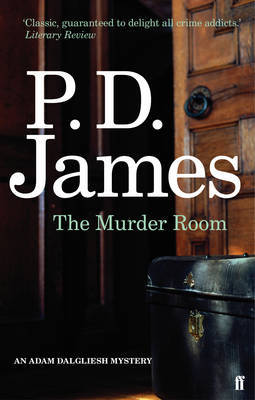 The Murder Room by P.D. James image