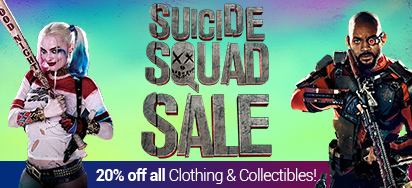 Suicide Squad Sale!
